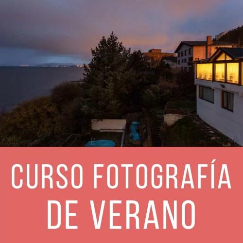 Curso de Fotografía de Verano 2022