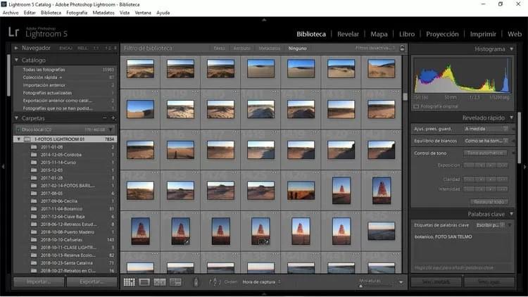 curso lightroom pdf