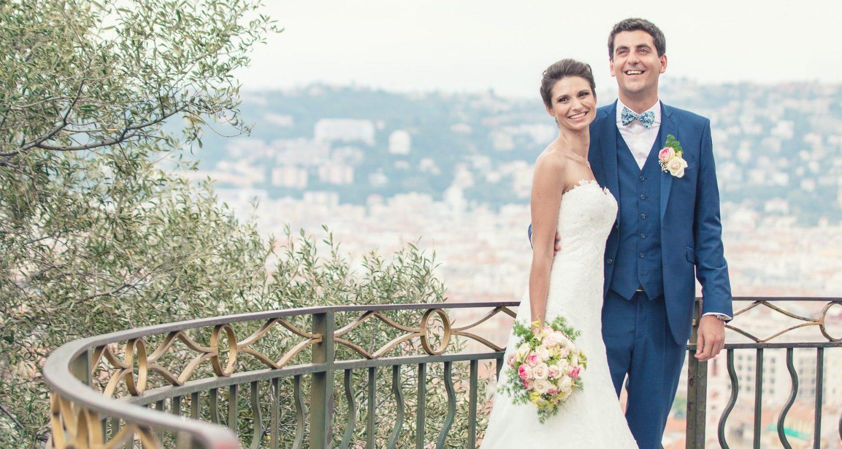 Photo mariage Parc du Château de Nice, Alpes Maritime