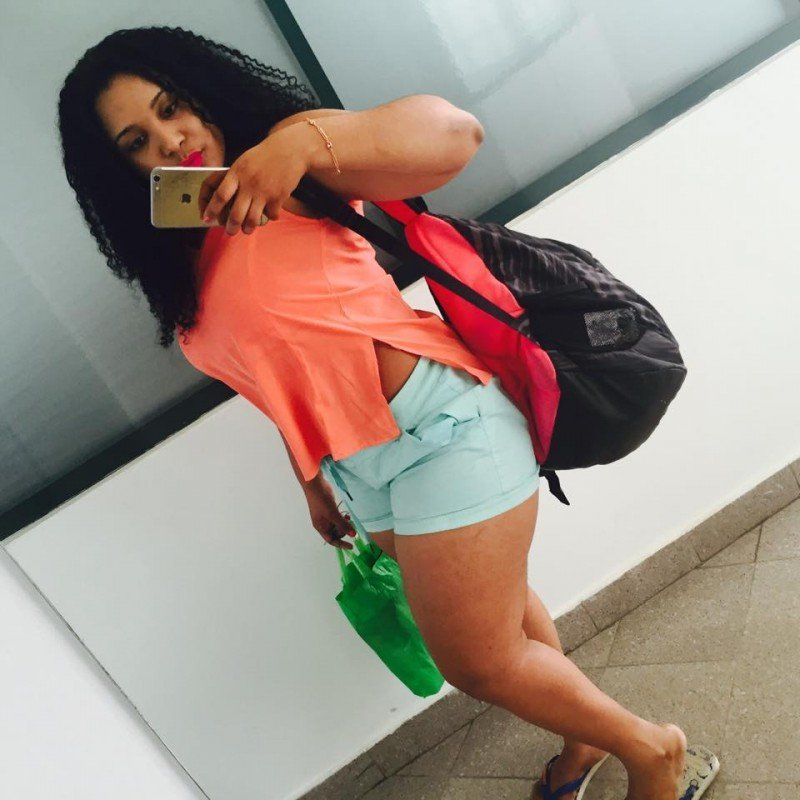 Selfies da mulata gostosa novinha (23)