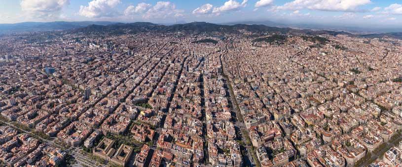 aerea-fotografia-barcelona-eixample-puerto-aerial