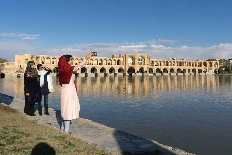 selfie-persia-iran-foto-isfahan