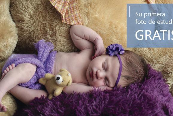 Te regalamos la primera foto de tu bebé