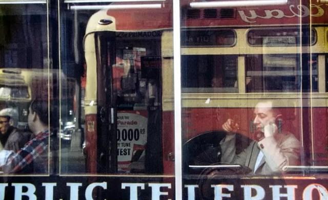 Saul Leiter - Al Telefono 1954 ca