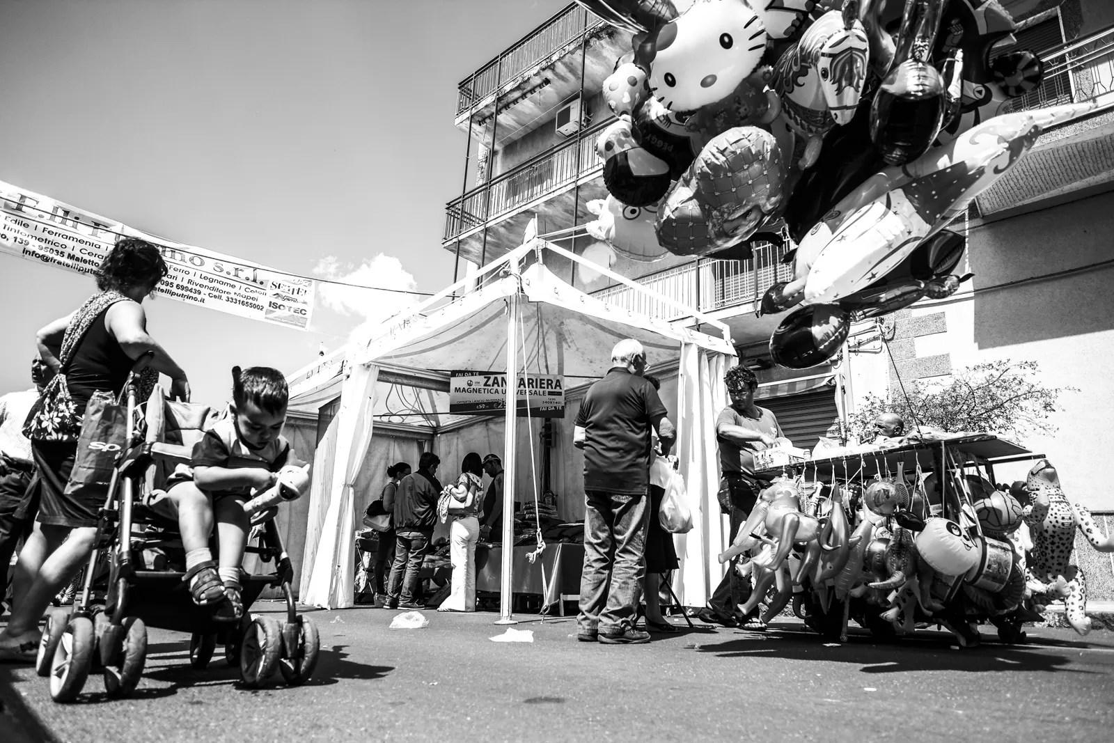 DSCF0731 - Un Giorno di festa - Sagra a Maletto [Street Photography] - fotostreet.it