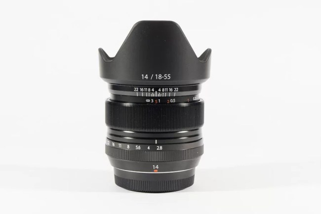 Fujinon Xf 14mm - fuji X Series