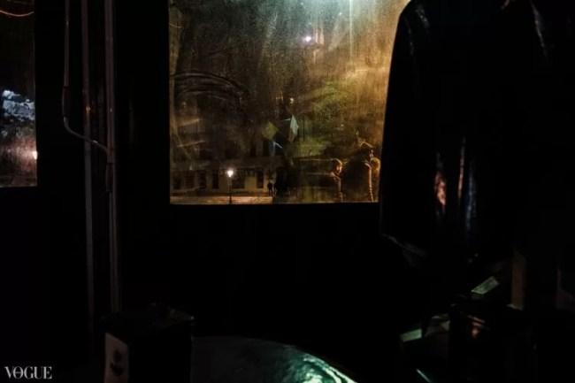 on the window - andrea scirè