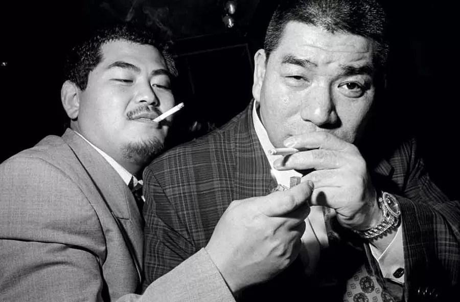 Japanbruce gilden yakuza - Bruce Gilden - Sfacciatamente vicino - Street Photography  - fotostreet.it