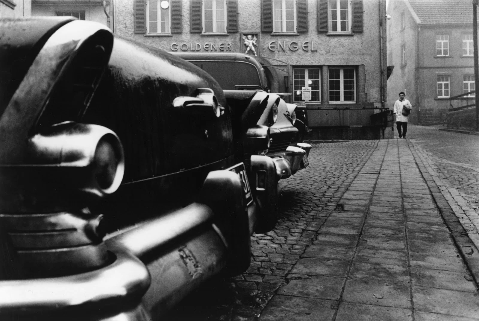 La citt di Baumholder Germania 1959 - Addio René Burri (1933-2014) - fotostreet.it