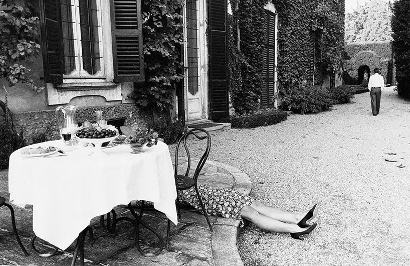 berg04 - Gianni Berengo Gardin  mezzo secolo di fotografia italiana - fotostreet.it