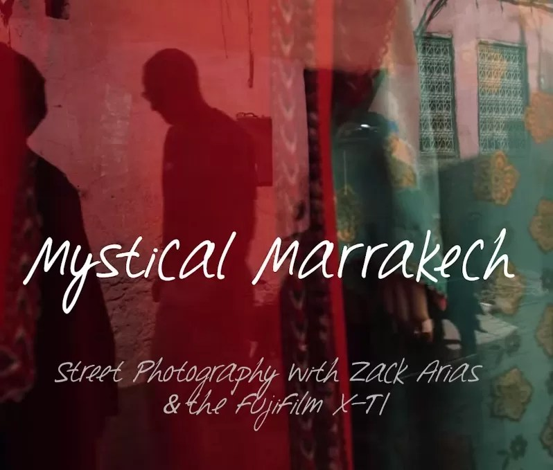 Spostare l'interesse in Street Photography [Zack Arias Video]