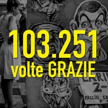 grazie - 103.251 Volte Grazie! (Street Photography People) - fotostreet.it