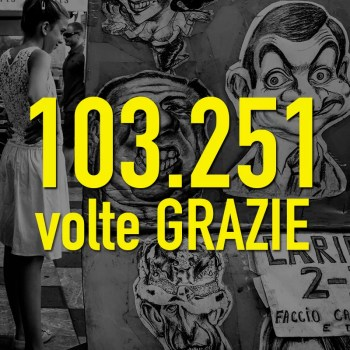 grazie - 103.251 Volte Grazie! (Street Photography People) - fotostreet.it