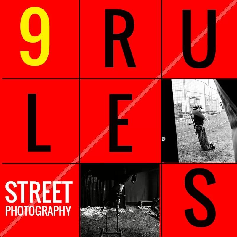 Composizione fotografica e Street Photography
