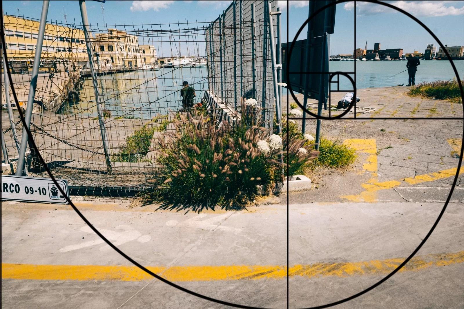 porto aurea - La sezione aurea nella fotografia di strada - fotostreet.it