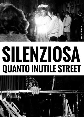silenziosa street photography - Catania