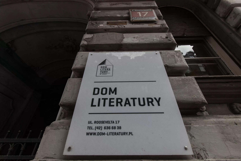 Dom Literatury Lodz 2017 - Street Photography