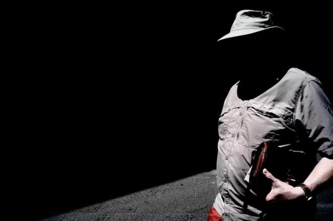 No Head Man - ©AndreaScirè - Catania