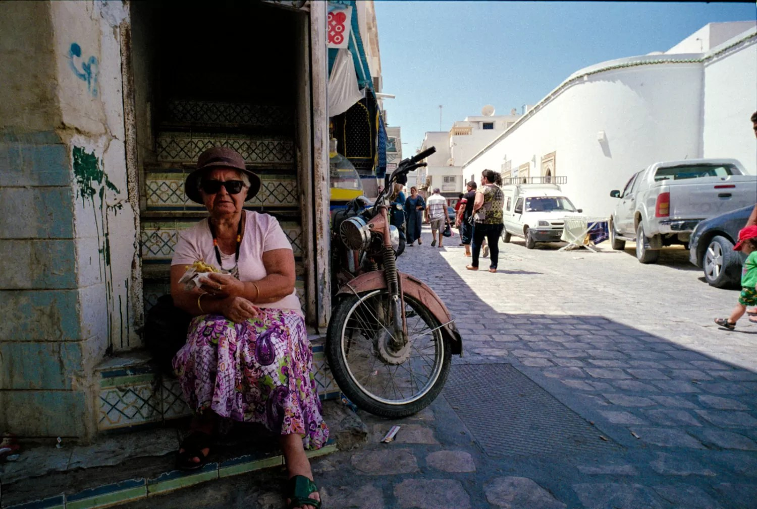 Nabeul 2017 - Street Photography Session - Andrea Scirè - Leica m6