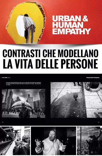 Urban Human Empathy Andrea Scirè Cover - Contrasti che modellano la vita delle persone - Urban & Human Empathy - fotostreet.it