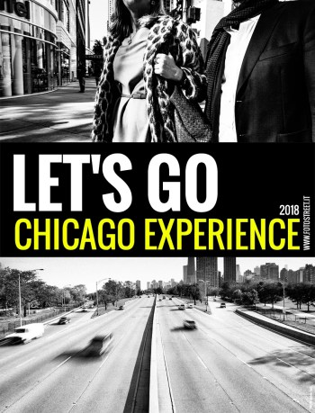 Chicago Street Photography Experience - Let's go to Chicago Experience 2018 - fotostreet.it