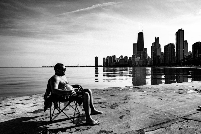 Chicago Street Photography - Andrea Scirè