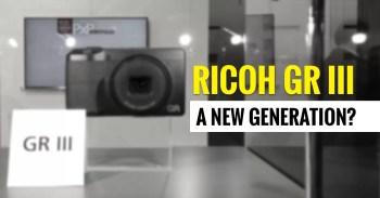 ricogr3 - Ricoh GR III, a new generation? - fotostreet.it