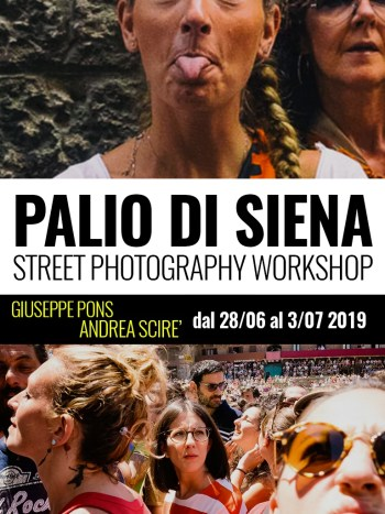 palio di siena workshop street photograph - Palio di Siena - il Workshop - fotostreet.it