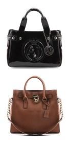 Freisteller aus der Produktfotografie hochwertiger Taschen für die Trendfabrik.