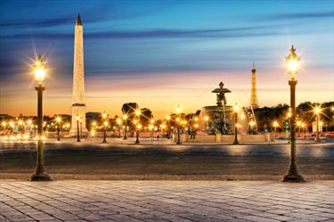 Piazza della Concordia a Parigi  FotoTelait