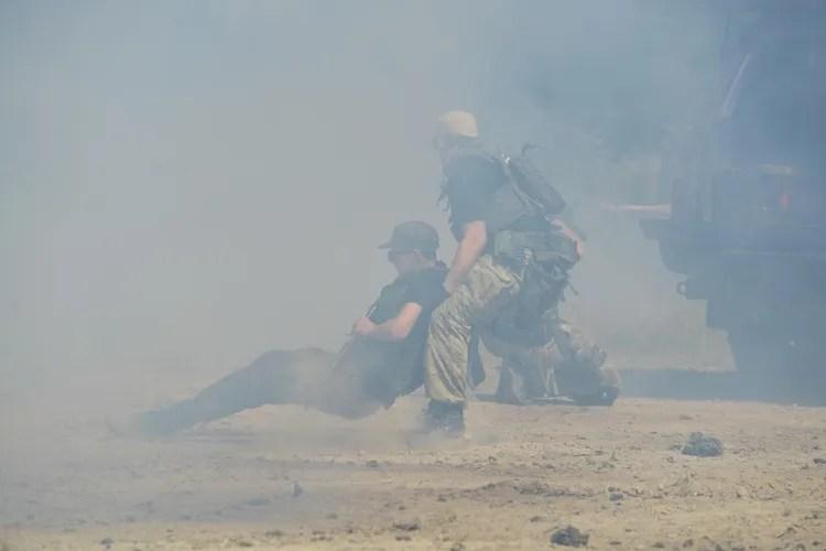 Operacja Południe 2013, Blackwater
