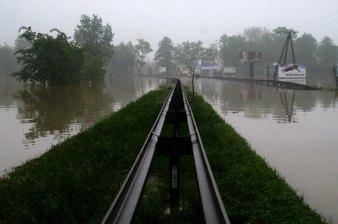 Powódź 2010- Goczałkowice
