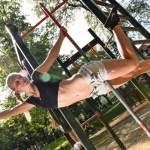 Miejskie akrobacje- nowy sport w Bielsku-Białej