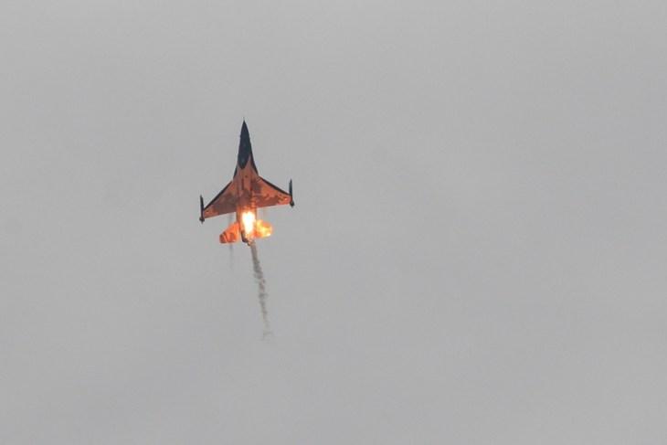 Dni Nato / NATO Days 2013, F-16