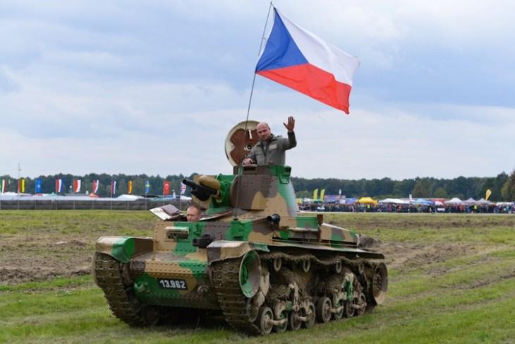 Dni Nato / NATO Days 2013,  LT vz. 35