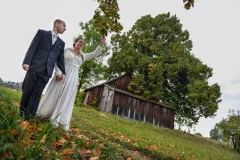 Zdjęcia ślubne Żywiec: Renata i Marcin
