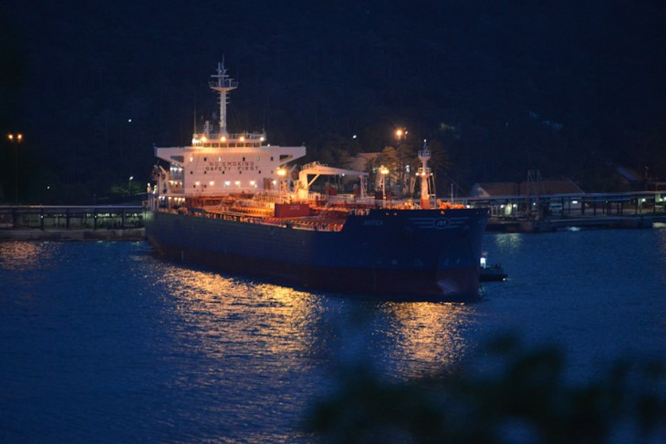 Chorwacja / Croatia- transport ship