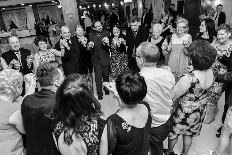 Ślub, zabawa weselna