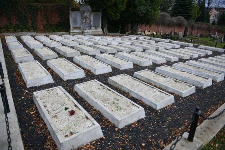Stary cmentarz żydowski Bielsku-Białej, 03.11.2013