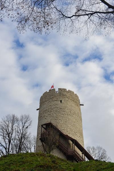 Kazimierz Dolny nad Wisłą, Baszta