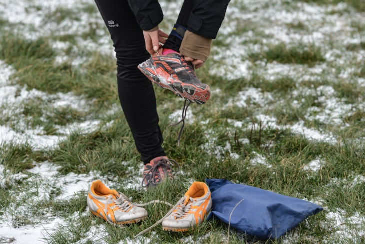 Przygotowanie zawodnika do biegu