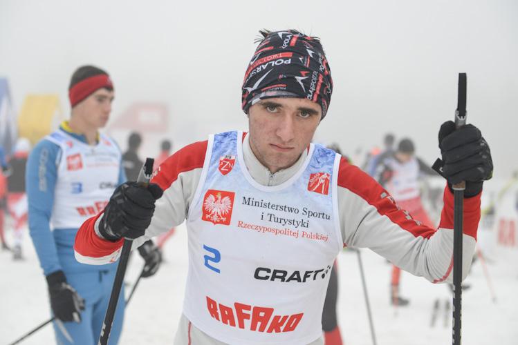 Fotografia sportowa biegi narciarskie
