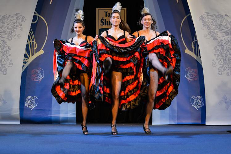 Przedślubne kursy tańca. Cubana