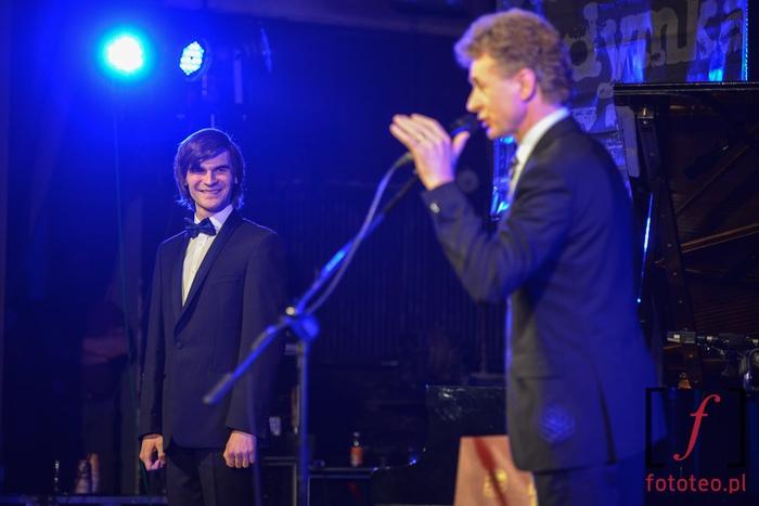 Wojciech Myrczek na scenie, Czechowice-Dziedzice