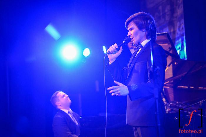 Wojciech Myrczek i Paweł Tomaszewski na Lotos Jazz Festival