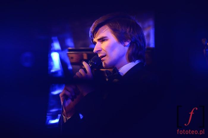 Wojciech Myrczek śpiewa w Czechowicach-Dziedzicach