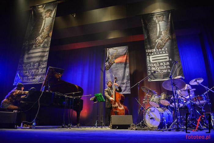 Koncert Trio of Oz w Czechowicach Dziedzicach. Bielska Zadymka Jazzowa