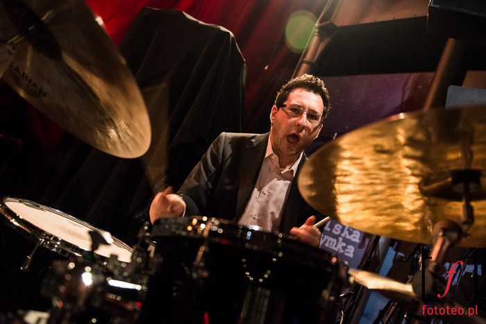 Lotos Jazz Festival: Carmen Intorre (Pat Martino Trio)
