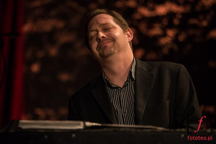 Pat Bianchi. Koncert Pat Martino Trio