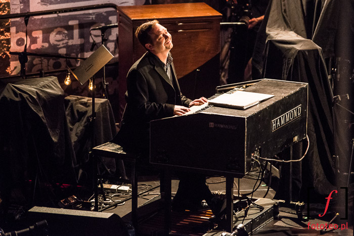 Pat Bianchi. Pat Martino Trio concert in Poland